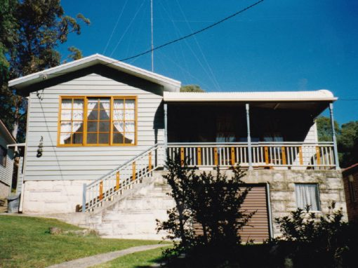 The Narrabeen House