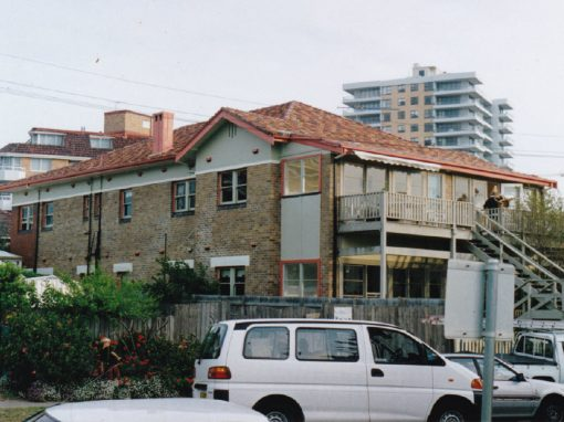 The Queenscliff Apartments
